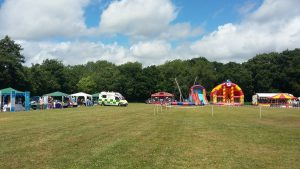 The 2017 Fete Showground